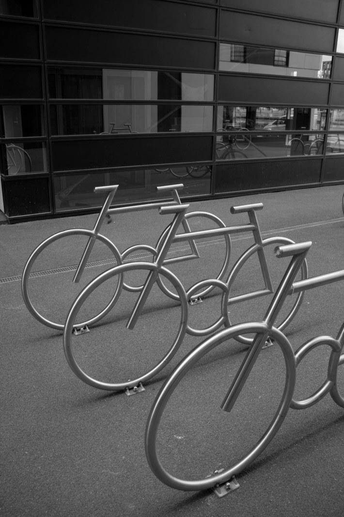 Bikes in Oslo