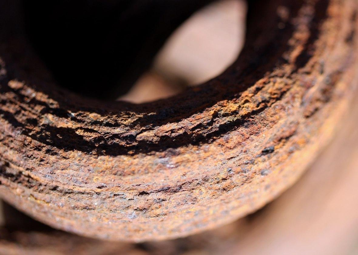 Aging-metal-III
