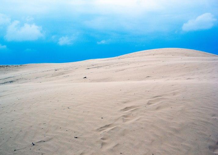 Sand-dunes