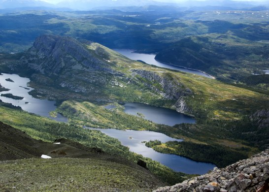 View-from-Gaustatoppen